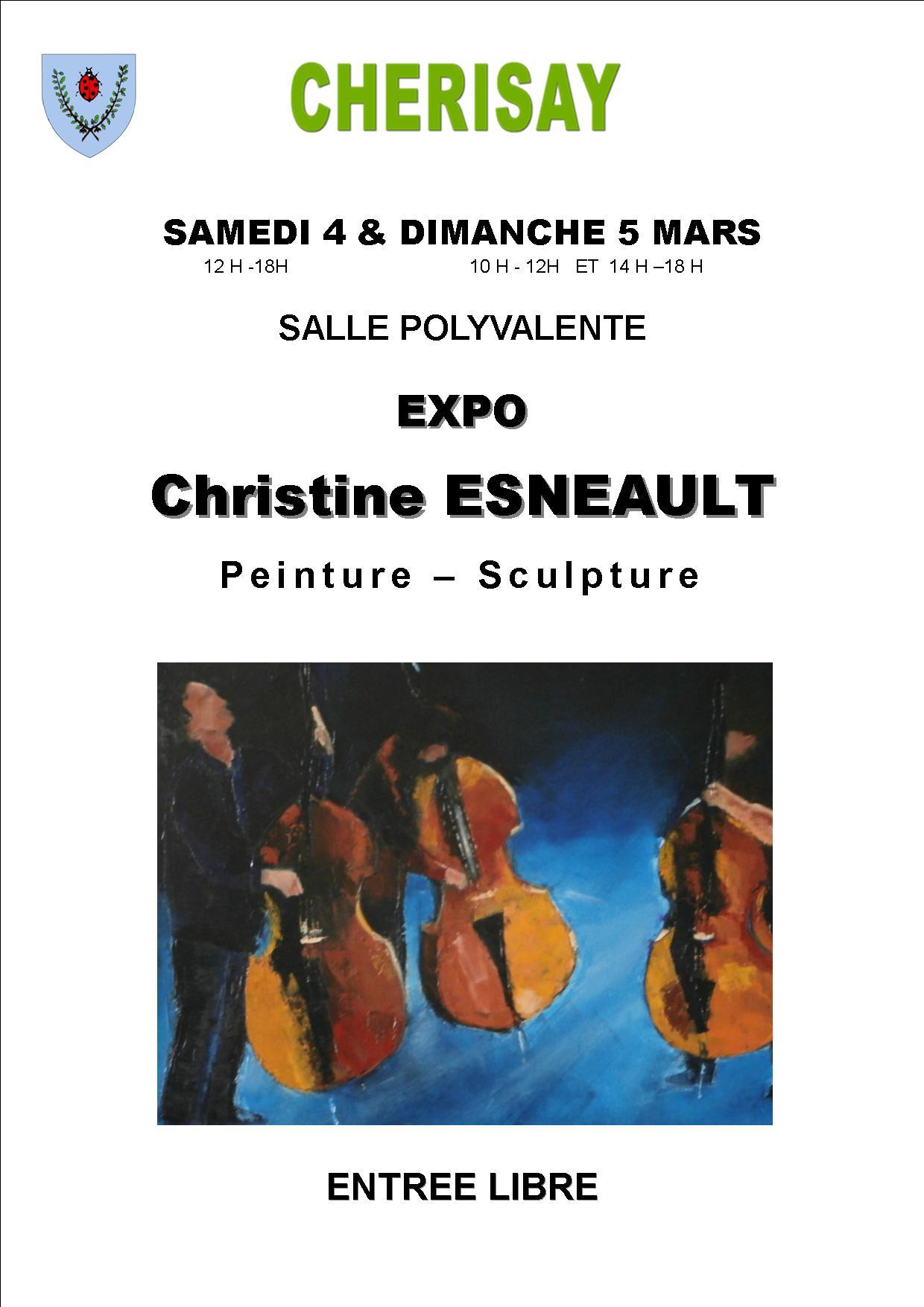 Expo Christine Esneault